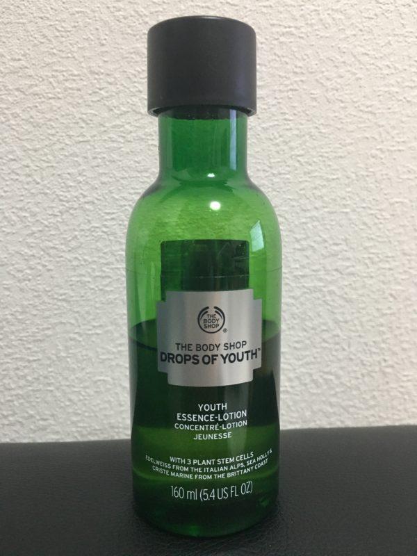 ヒカル紹介のボディショップ化粧水