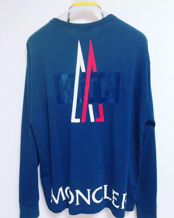 ラファエル着用のモンクレール KITHコラボのTシャツ